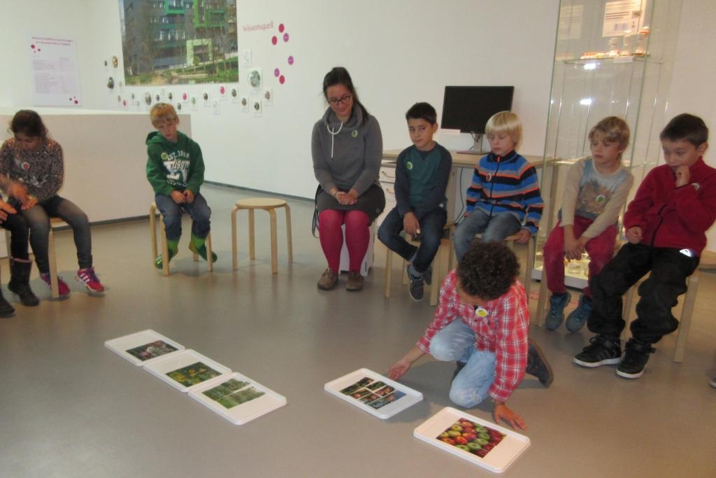 Sachunterricht | Loki-Schmidt-Schule